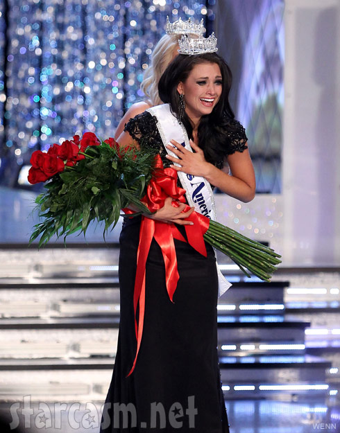 Miss America 2012 Laura Kaeppeler