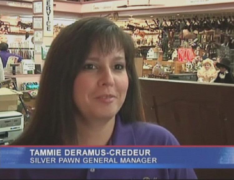 Cajun Pawn Stars Tammie