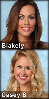 Blakeley Shea and Casey Shteamer eliminated in week 6 of The Bachelor
