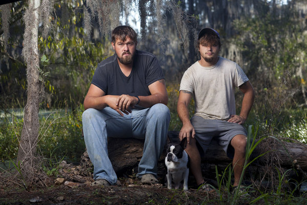 blake mcdonald austyn yoches swamp people 3
