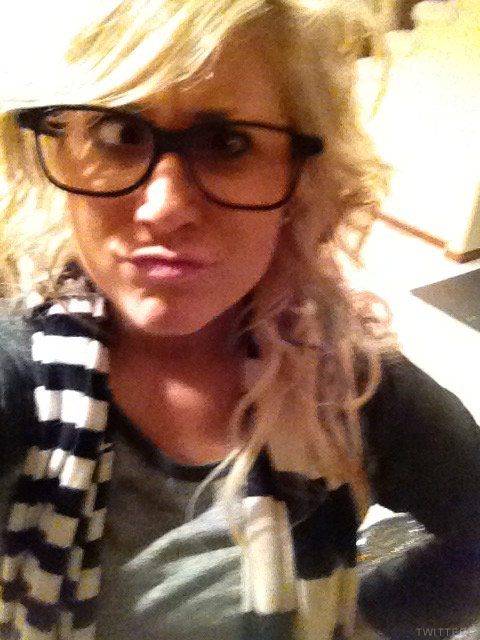 Chelsea Houska funny face photo