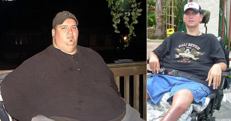 My 600-lb Life's Donald before and afte