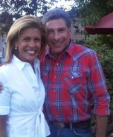 The Today Show 's Hoda Kotb is in love! On tonight's Bethenny Ever ...