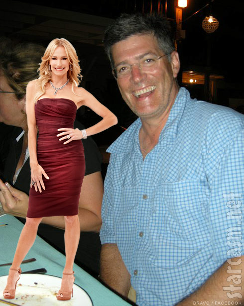 Taylor Armstrong and rumored new boyfriend John Bluher