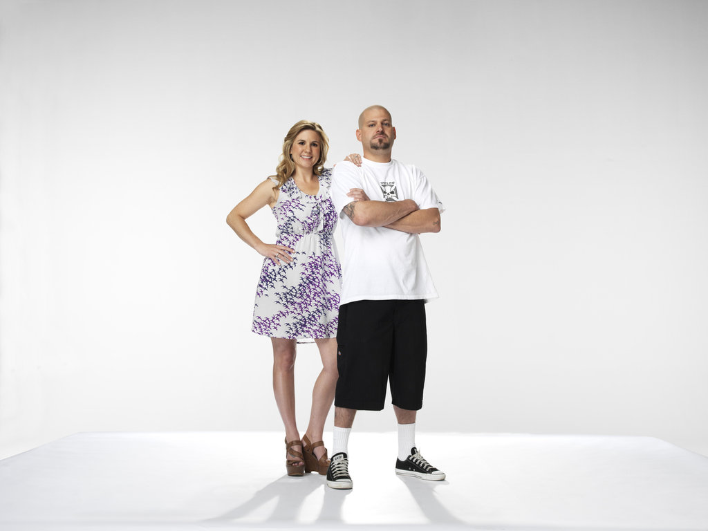 Brandi passante and jarrod schulz of storage wars having for Jarrod barker