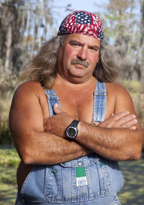 Bruce Mitchell Swamp People