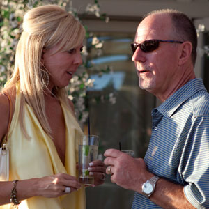 "brooks rhoc dating Vicki gunvalson's former boyfriend brooks ayers married his girlfriend christy lindeman after less than two years of dating so how is vicki reacting to the news after brooks confirmed his wedding news with his fans and followers on facebook on sunday afternoon, the real housewives of orange county star was was reportedly ""shocked."