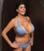 Mob Wives Big Ang spray tan