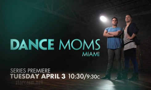 Dance Moms: Miami Angel Armas Salabert and Victor Smalley