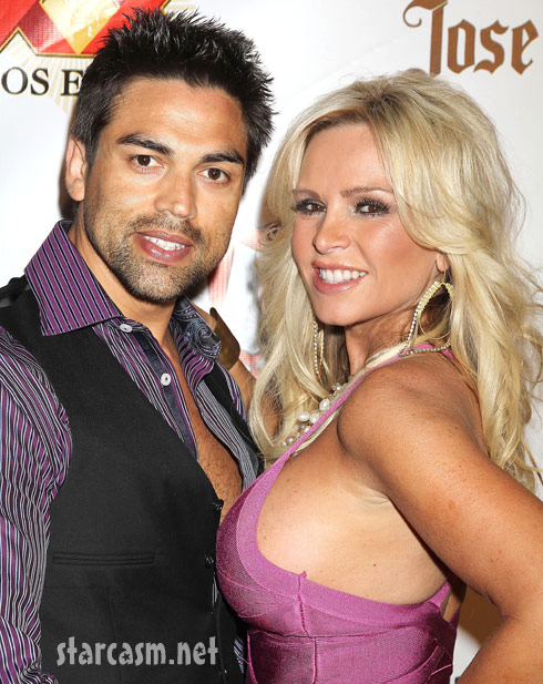 Tamra Barney Eddie Judge engaged