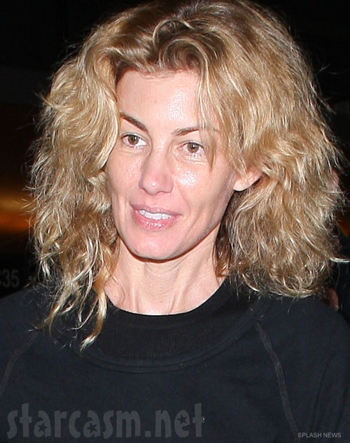 Faith Hill without makeup photo