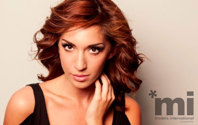 Farrah Abraham Models International photo