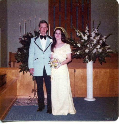 Bayou Billionaires Gerald and Kitten Dowden wedding photo
