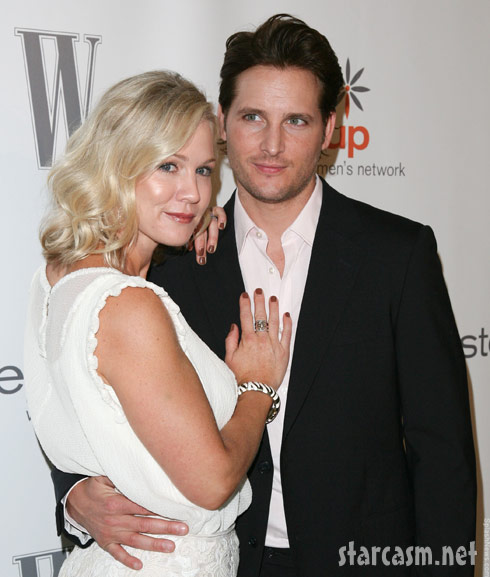 Peter Facinelli Jennie Garth