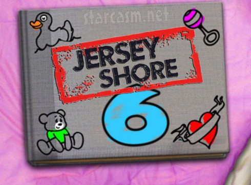 Teen Mom inspired Jersey Shore Season 6 logo