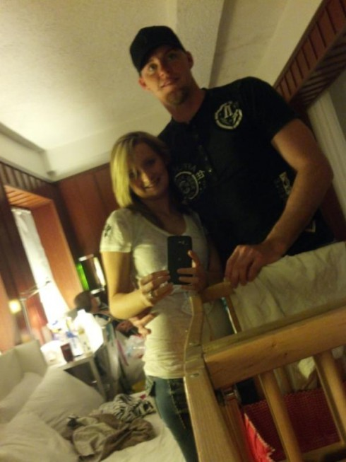 Kristina Head and rumored husband TJ Head from 16 and Pregnant Season 4