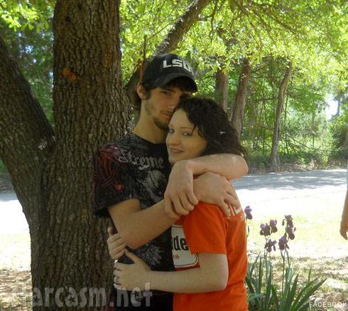 Kristina Robinson and fiance Todd Hight