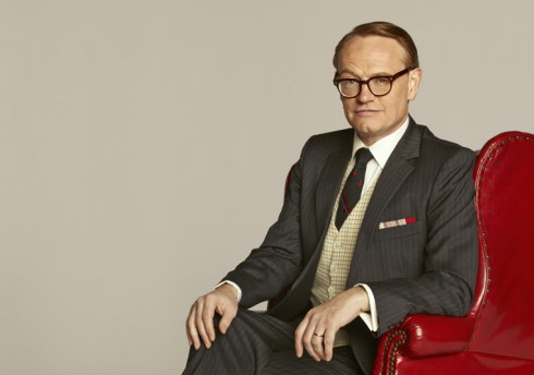 Jared Harris as Lane Pryce on Mad Men