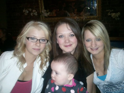 16 and Pregnant Lindsey Harrison, Katie Yeager and her baby Molli, and Kristina Head