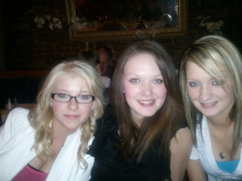 Lindsey Harrison Katie Yeager Kristina Robinson from 16 and Pregnant Season 4