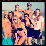 Maci Bookout 2012 Spring Break picture number 3