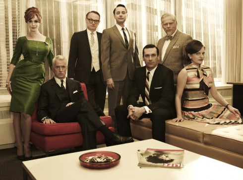 Mad Men cast photo Season 5