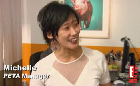 Flour Bomber Christina Cho's sister Michelle Cho was on Keeping Up With The Kardashians