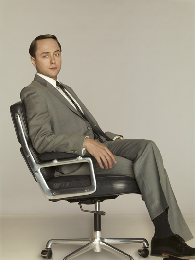 Vincent Kartheiser as Pete Campbell Mad Men Season 5