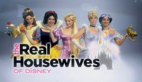 SNL The Real Housewives of Disney