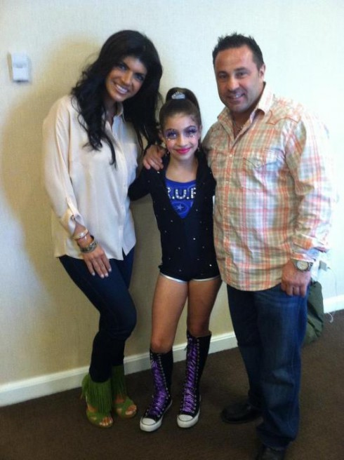 Real Housewives of New Jersey's Teresa, Joe, and Gia Giudice