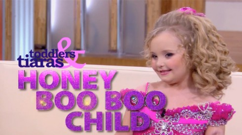 Honey Boo boo Child Alana Thomason's own reality show toddlers and tiaras