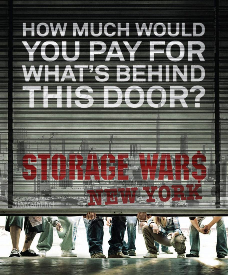 Storage Wars New York