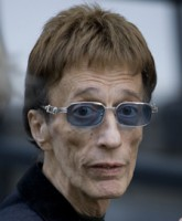 Bee Gees Singer Robin Gibb Taken to London Hospital, March 28, 2012