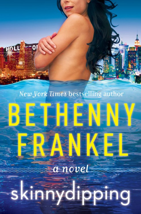 Bethenny Frankel Skinnydipping book cover