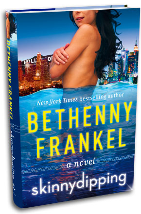 Bethenny Frankel's novel Skinnydipping