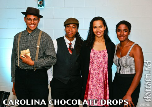Carolina Chocolate Drops We Walk the Line Johnny cash tribute concert