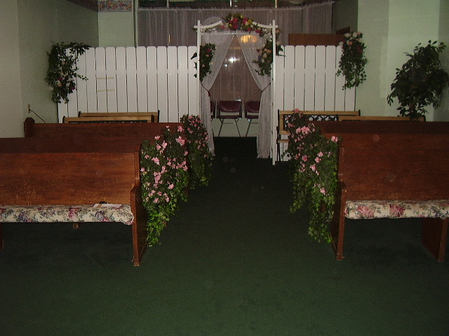 Catlettsburg Wedding Chapel where Leah Messer Simms and Jeremy Calvert were married April 4