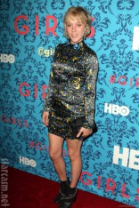 Chloe Sevigny at the HBO Girls Premiere in New York City on April 4 2012