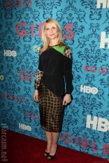 Claire Danes at the HBO Girls Premiere in New York City on April 4 2012