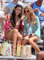 Karent Sierra and Lisa Hochstein Real housewives of Miami