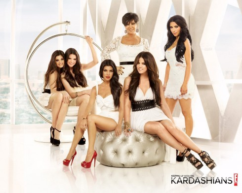 Keeping Up With The Kardashians cast photo Season 6