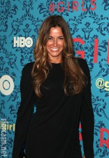 Kelly Bensimon at the HBO Girls Premiere in New York City on April 4 2012