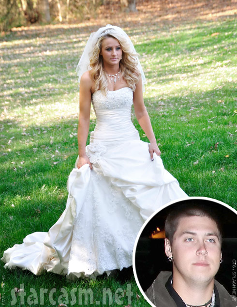 Teen Mom Leah Messer Simms reportedly married fiance Jeremy Calvert in