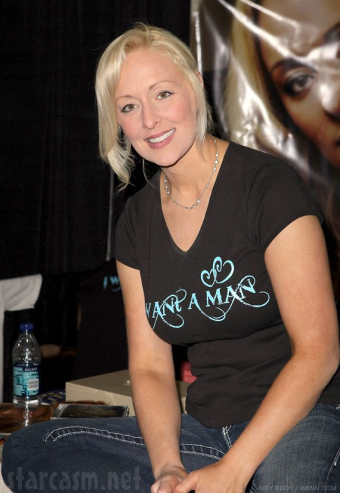 Mindy McCready in 2010