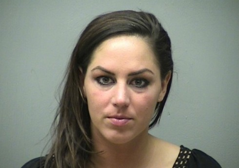2010 Miss New Hampshire Nicole Houde mugshot photo