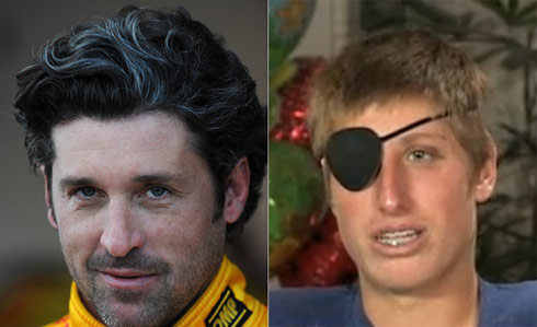 Weston Masset saved by Patrick Dempsey
