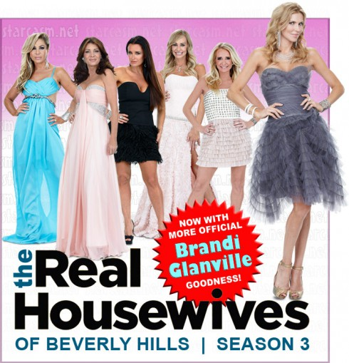 Brandi Glanville returning as full cast member on The Real Housewives of Beverly Hills Season 3