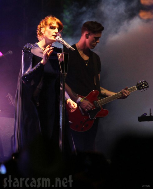 Guitarist Robert Ackroyd of Florence and the Machine is Katy Perry's rumored new boyfriend