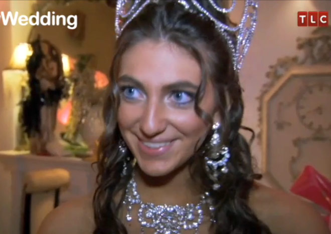 PHOTOS VIDEO 17-yr-old Shyanne gets married on My Big Fat American ...