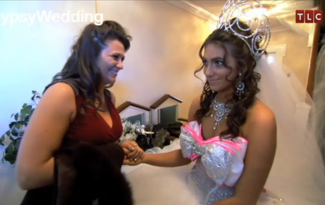 My Big Fat Gypsy Wedding Grabbing